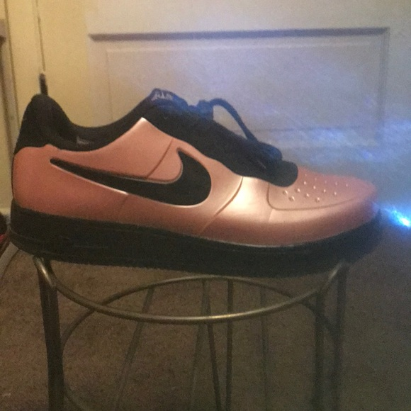 Nike Other - Pink Air Force ones